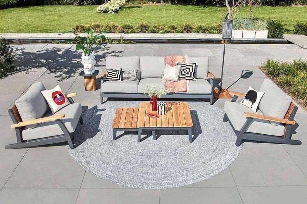 Dywan zewnętrzny na taras – efektowna dekoracja do Twojego ogrodu