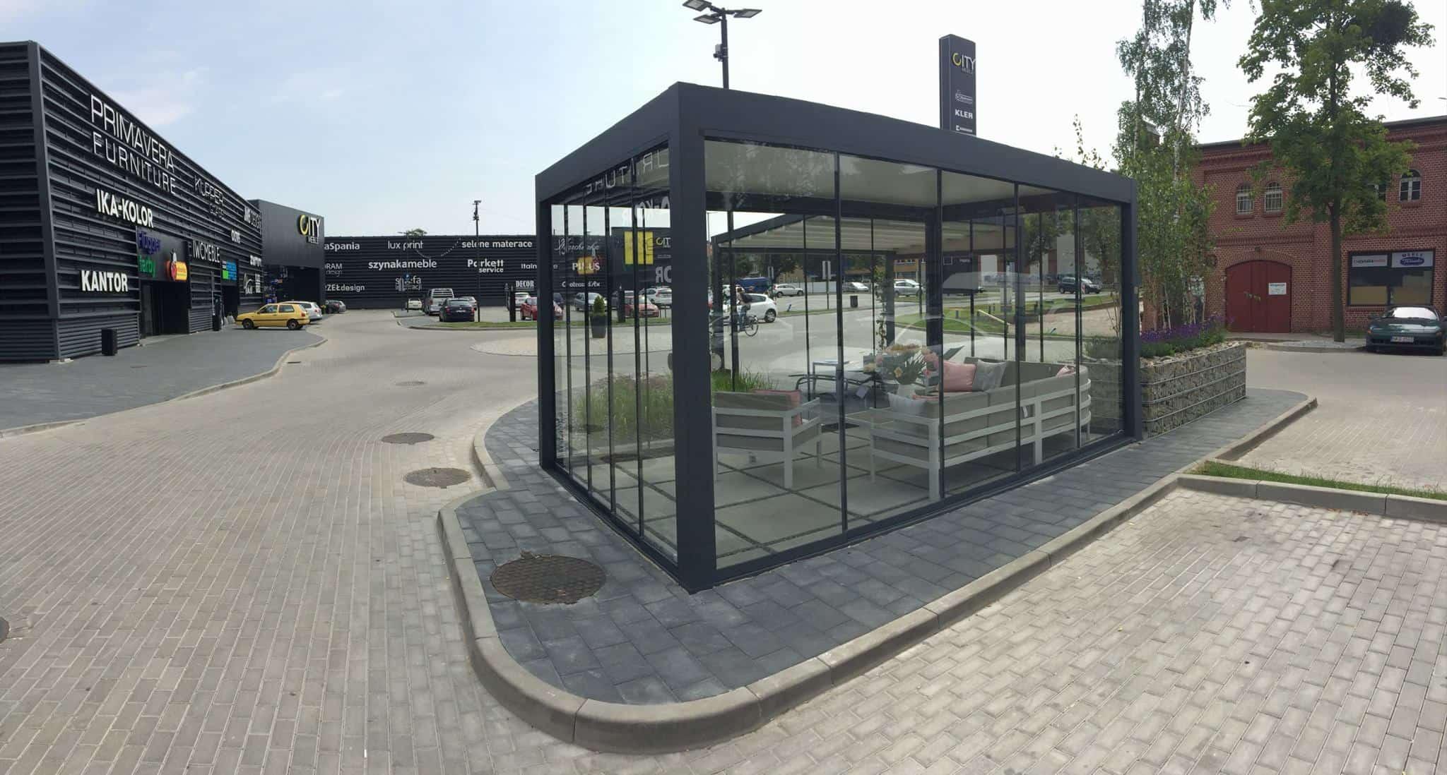 Meble ogrodowe Gdańsk (City Meble)