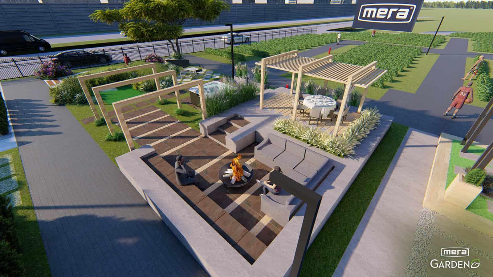 Meble ogrodowe Tychy (Mera Garden)
