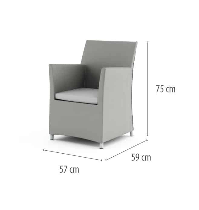 Fotel MERIDA