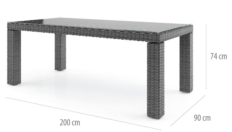Stół RAPALLO