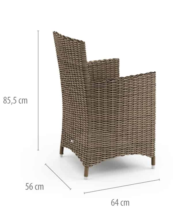 Fotel AMANDA
