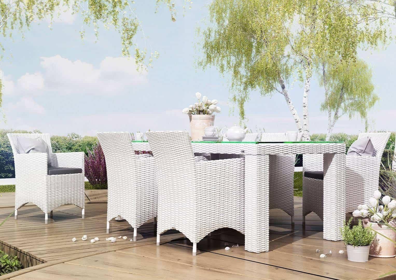 stół do ogrodu RAPALLO