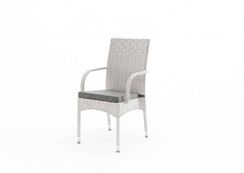 Krzesła technorattanowe Tramonto