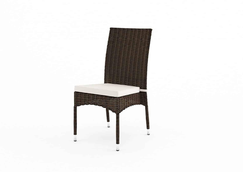 Krzesła technorattanowe Strato