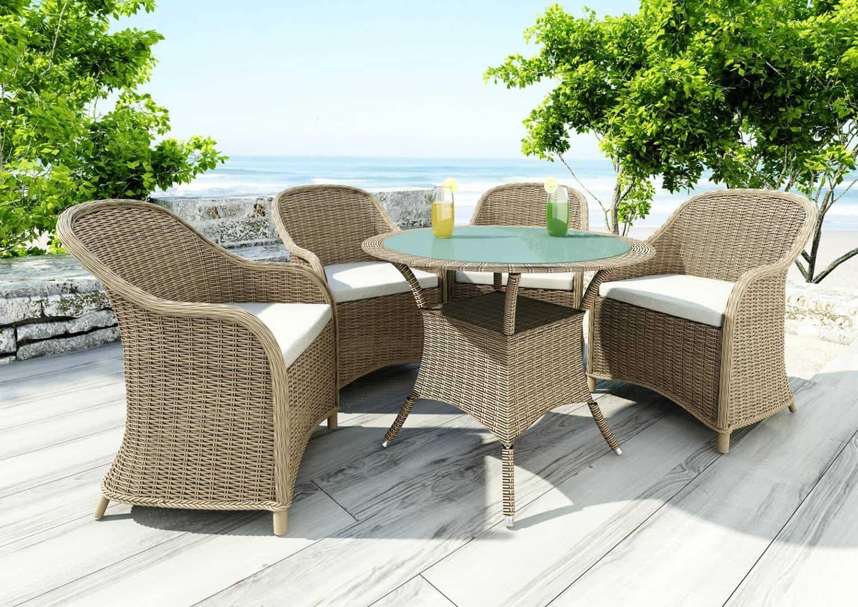 Fotel ogrodowy LEONARDO royal sand