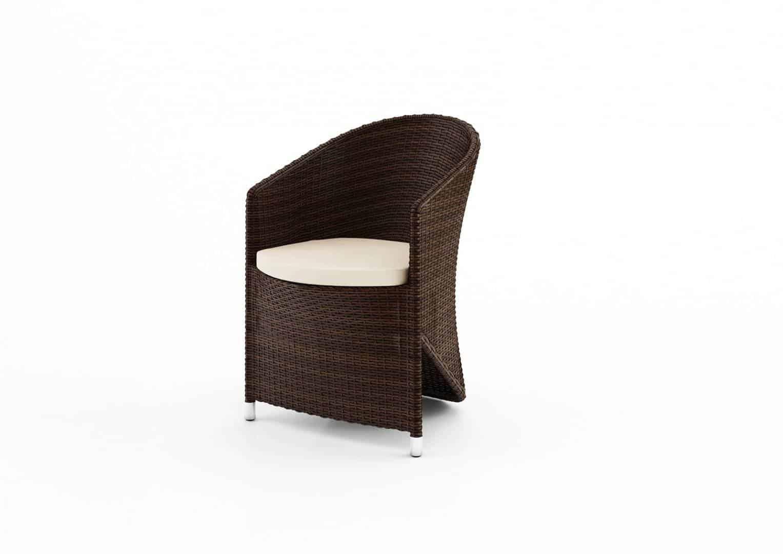 Krzesła technorattanowe Dolce Vita