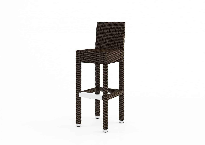 Krzesła technorattanowe hoker Sondrio