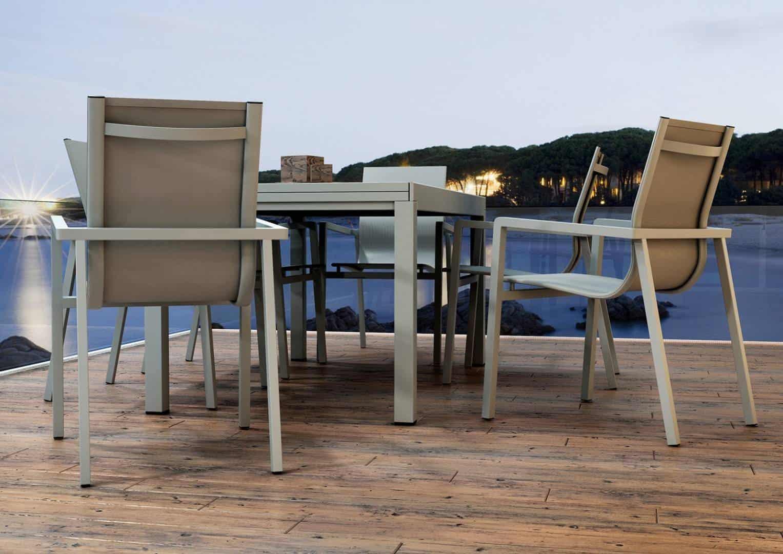Krzesło ogrodowe ALICANTE