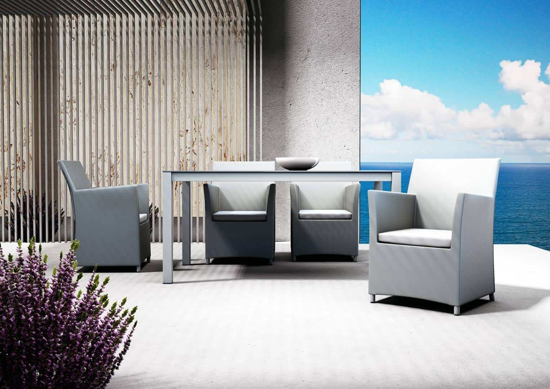 Fotel ogrodowy MERIDA