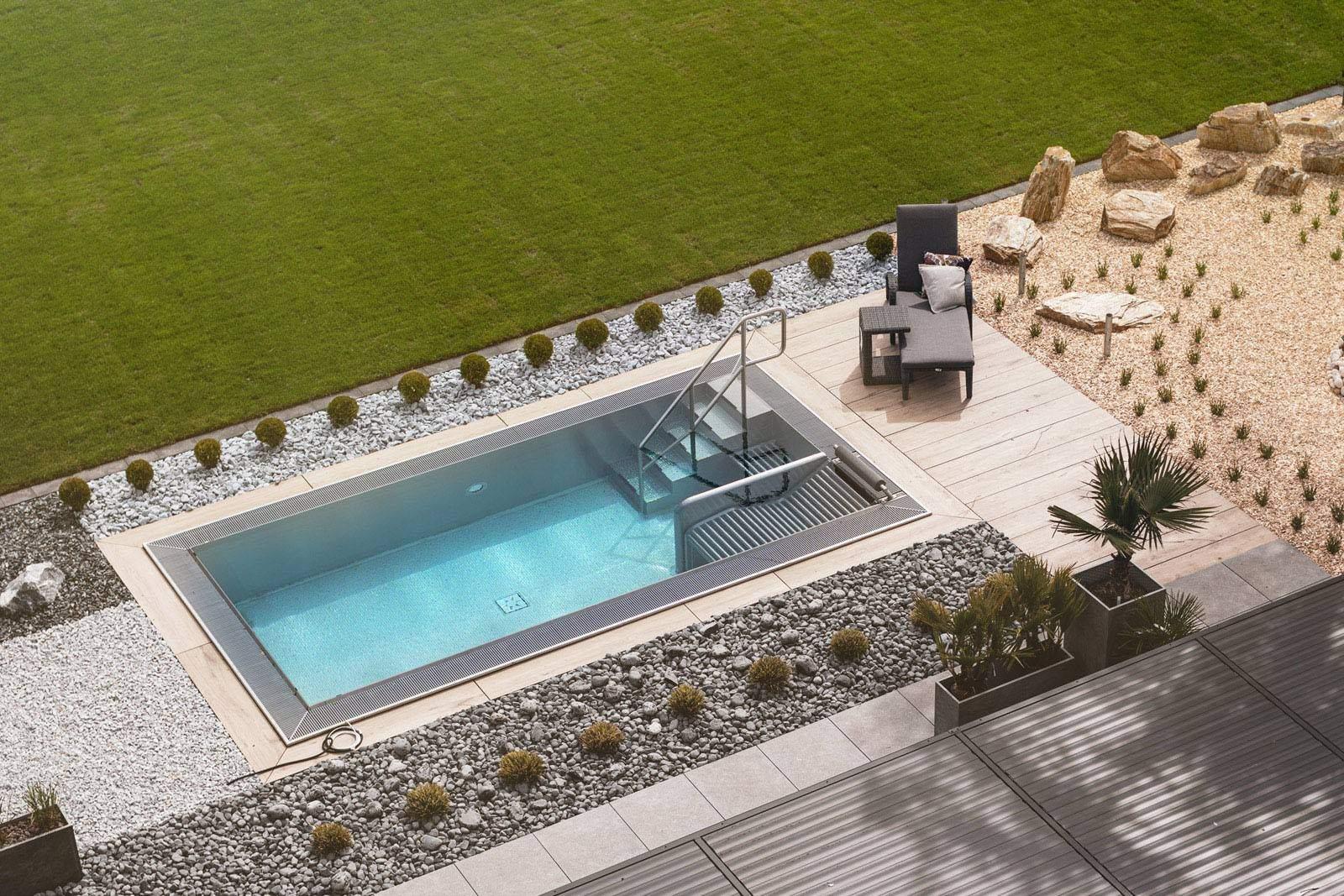 leżak na balkon Grazia