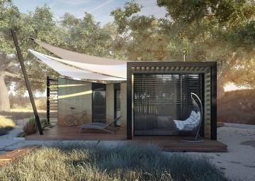 Leżak ogrodowy SEVILLA