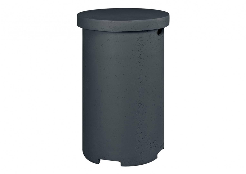 Palenisko gazowe prostokątne 107 x 80 x 46 cm