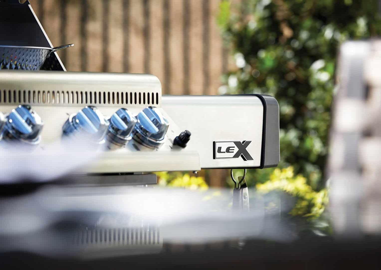 Grill ogrodowy gazowy LEX 485-1 RSIBPSS