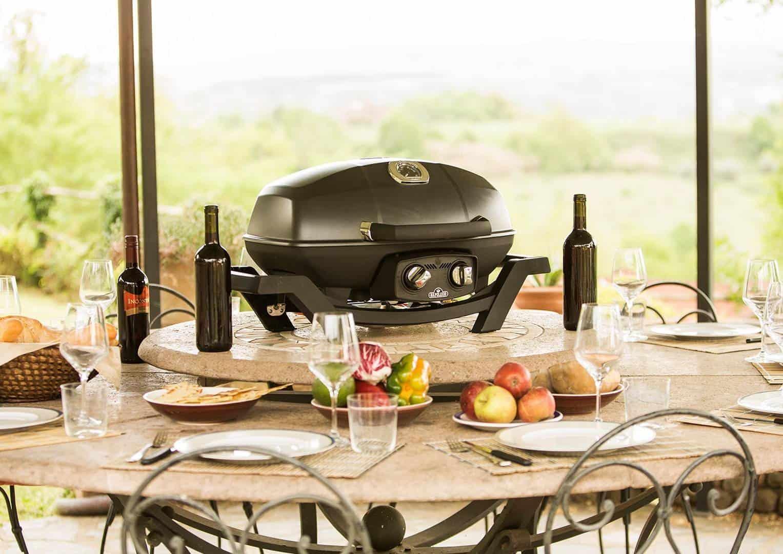 grill zewnętrzny turystyczny