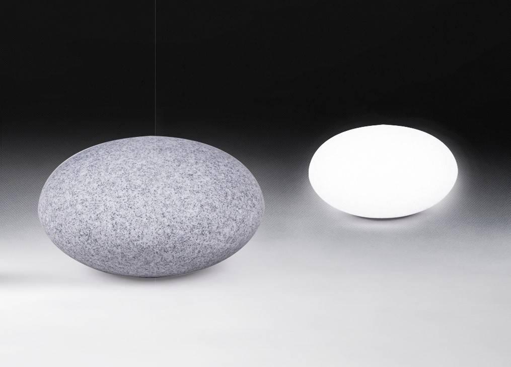 Lampa ogrodowa MAGICZNY OWAL LED RGB 20