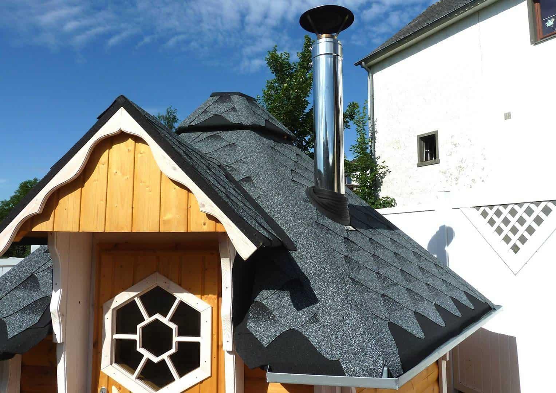Domek - Sauna 4,5m2