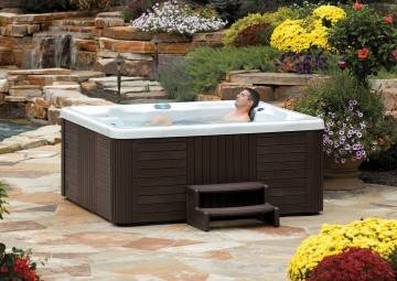 SPA ogrodowe CLS 415 HOT TUB