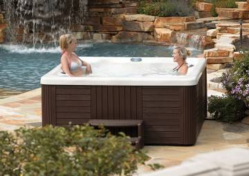 SPA OGRODOWE CLS 524 HOT TUB