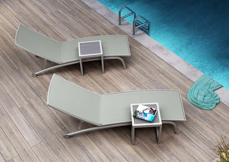 meble ogrodowe zestaw ze stolikiem GRENADA