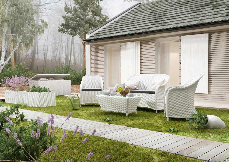 sofa ogrodowa LEONARDO