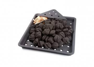 Akcesoria do grilla: Taca na węgiel