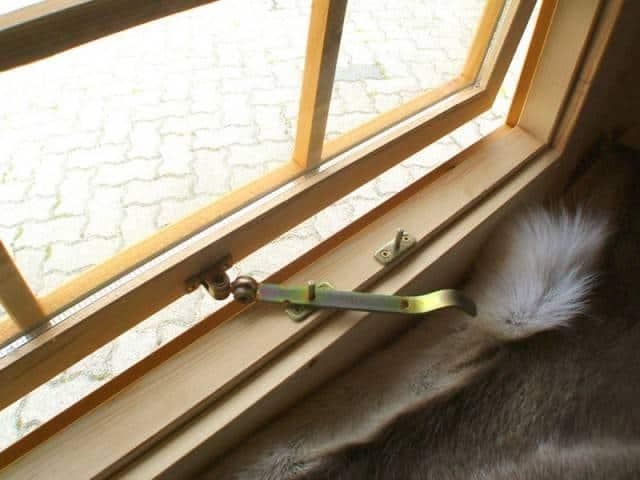 System otwierania okien