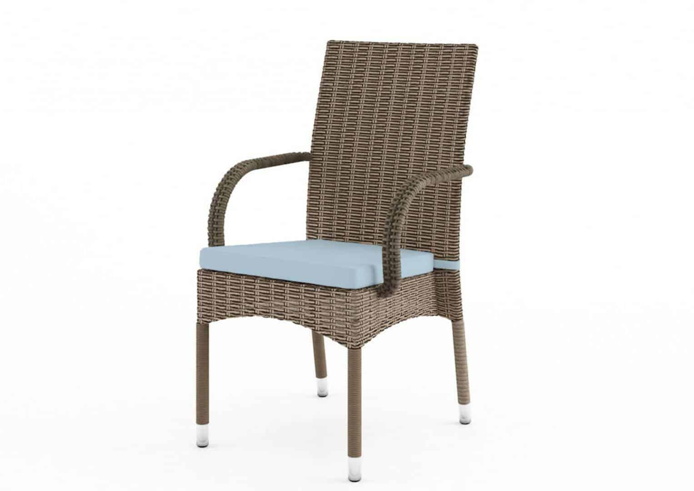 Poszewka na siedzisko krzesła Tramonto