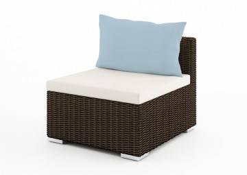poduszki na taras: Wypełnienie poduszki oparciowej Venezia