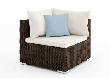 poduszki na taras: Wypełnienie do poduszki - jasiek Venezia