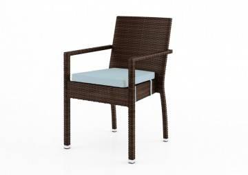 poduszki na taras: Wypełnienie poduszki na krzesła Mona