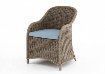 poduszki na taras: Wypełnienie poduszki na fotel Leonardo