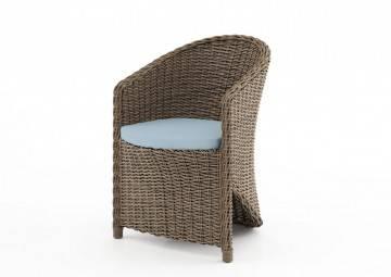 poduszki na taras: Wypełnienie poduszki na fotel Dolce Vita