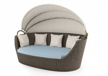 poduszki na taras: Wypełnienie poduszki siedziskowej Portofino