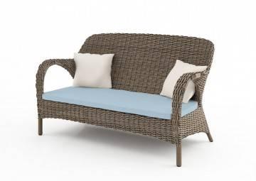 poduszki na taras: Wypełnienie poduszki siedziskowej sofy Firenze