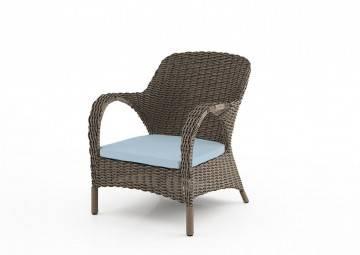 poduszki na taras: Wypełnienie do poduszki siedziskowej fotela Firenze