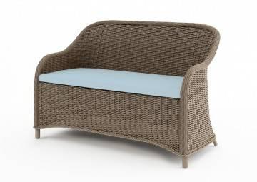 poduszki na taras: Wypełnienie poduszki siedziskowej sofy Leonardo