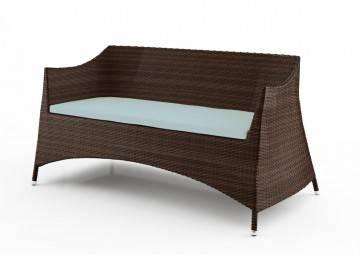poduszki na taras: Wypełnienie poduszki siedziskowej sofy Leuca