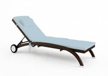 poduszki na taras: Wypełnienie do poduszki na Leżak Luna