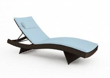poduszki na taras: Wypełnienie do poduszki na Leżak Mara grubość 4 cm