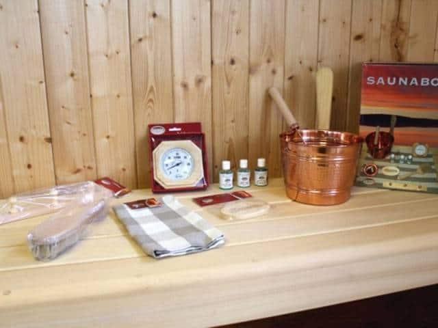 Akcesoria do sauny- box 10 szt.
