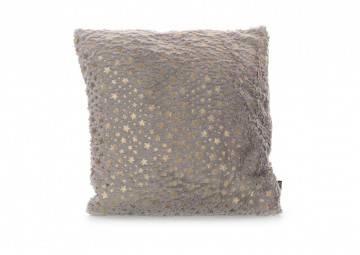 Poduszka Twinkle Kissen 45x45cm grey