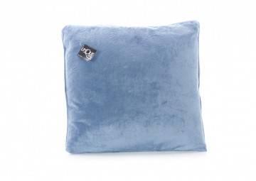 Poduszka Milou Kissen 45x45cm copen blue