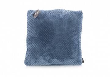 Poduszka Flo Kissen 45x45cm copen blue