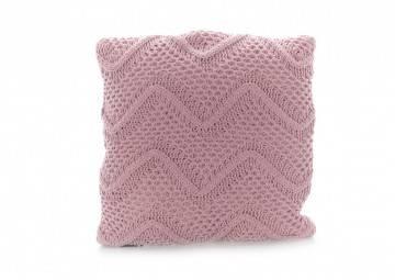 Poduszka Mio Kissen 45x45cm old pink