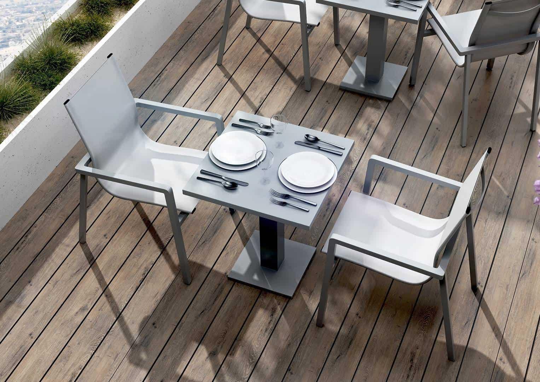 Krzesła na balkon Vigo
