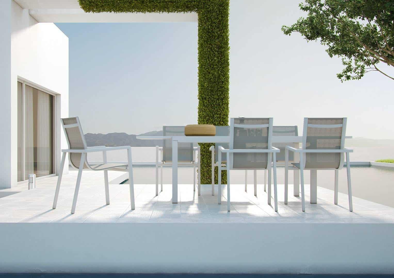 Na zdjęciu meble ogrodowe - MEBLE OGRODOWE TOLEDO 2