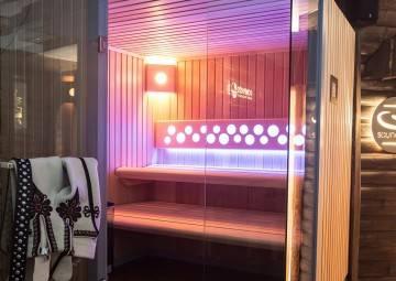 Domki i sauny ogrodowe: SAUNA COMFORT LINE III