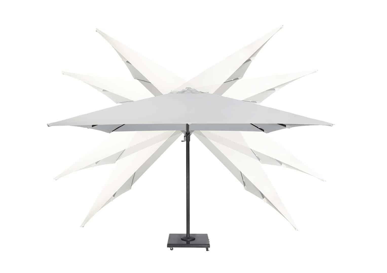 Parasol ogrodowy SolarFlex T²