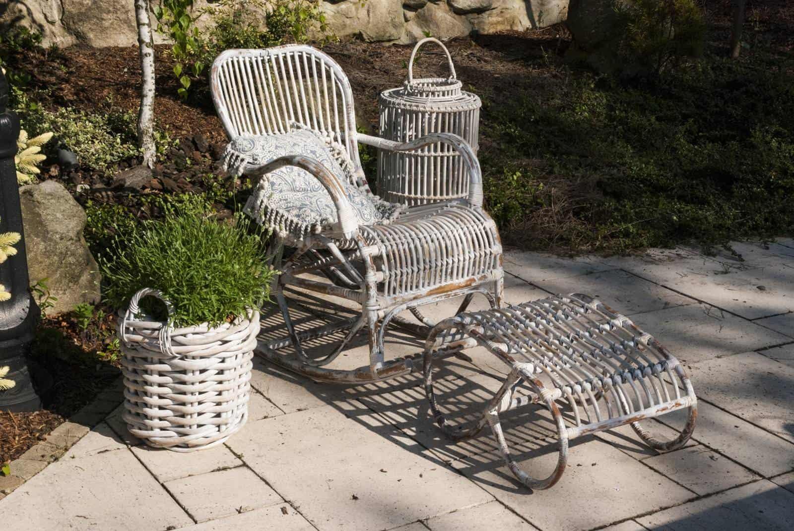 Fotele tarasowe MARSEILLE